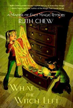 What the Witch Left (Paperback)