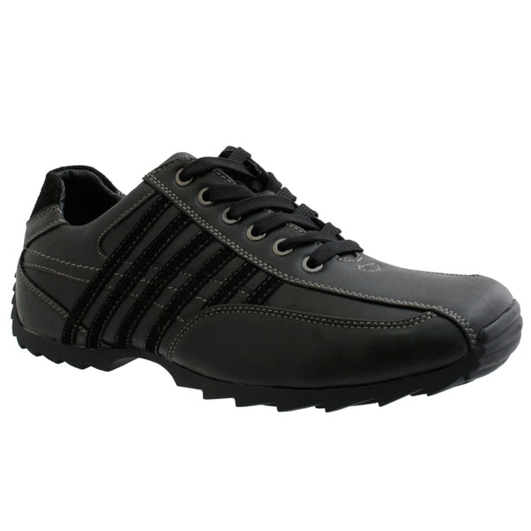 GBX Men's Black Sneakers
