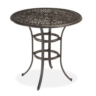 Floral Blossom Bistro Table