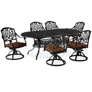 Floral Blossom 7-piece Dining Set