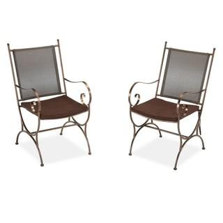 Sundance Dining Chair Pair with Cushion