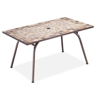 Sundance Marble Rectangle Dining Table