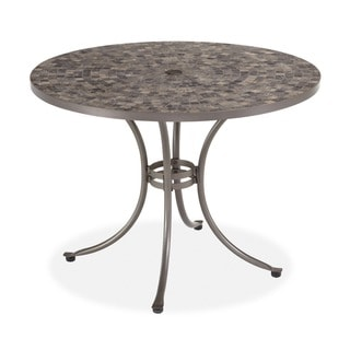 Glen Rock Marble Top Dining Table