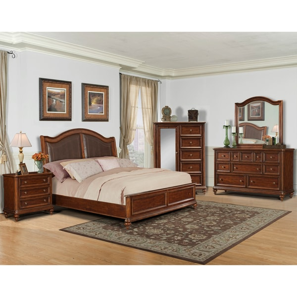 Melrose Park 5-piece King Bedroom Set