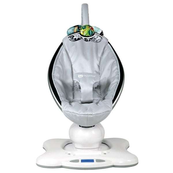 4Moms MamaRoo Classic Silver Baby Bouncer