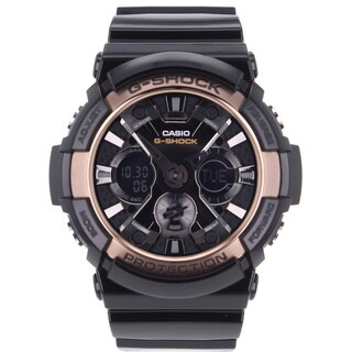 Casio Men's G-shock Plastic Watch