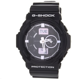 Casio Men's G-shock Plastic/ Rubber Watch