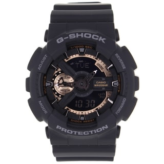 Casio Men's G-shock Rubber Watch