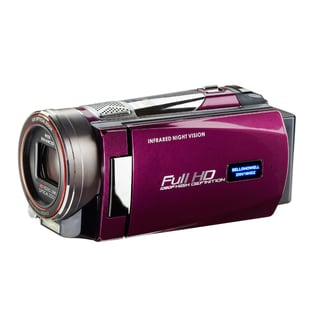 Bell + Howell Rogue DNV16HDZ-M Full 1080p HD Night Vision Digital Video Camcorder