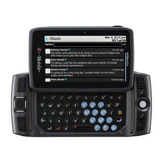 Sidekick LX 2009 GSM Unlocked QWERTY Cell Phone (Refurbished with No Internet)