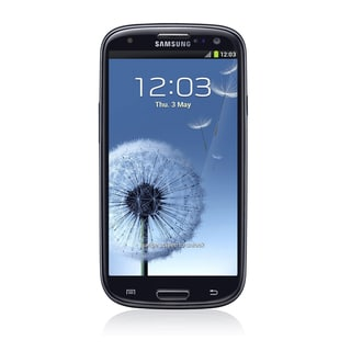 Samsung Galaxy S III I9300 16GB GSM Unlocked Android 4.0 Cell Phone - Black