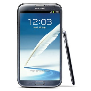 Samsung Galaxy Note II N7100 16GB GSM Unlocked Android Cell Phone - Titanium