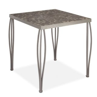 Glen Rock Marble Square Bistro Table