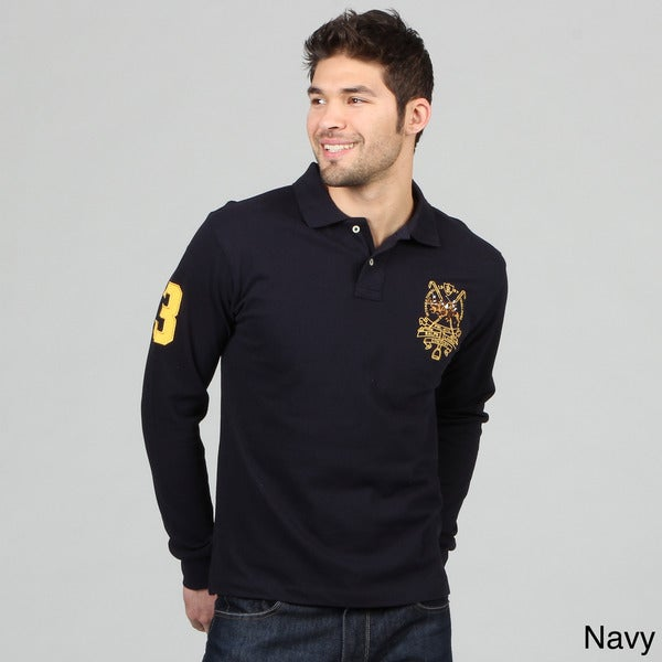 Polo Ralph Lauren Men's Crest Polo Shirt