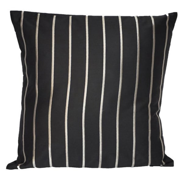 Nautica Crew 100-percent Cotton 18-inch Embroidered Decorative Pillow