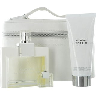 Alfred Sung 'Always' Women's 4-Piece Fragrance Set