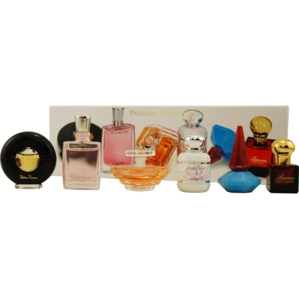 Various Womens Premier Variety 6-piece Fragrance Set