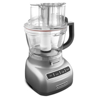 KitchenAid RKFP1333CU Contour Silver 13-cup Food Processor (Refurbished)