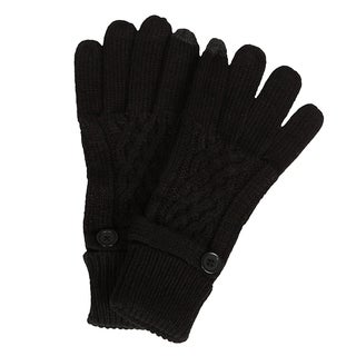 KC Signatures Women's Smartouch Touchscreen-compatible Gloves