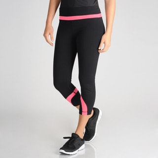 90 Degree by Reflex Women's Active Color Pop Capris