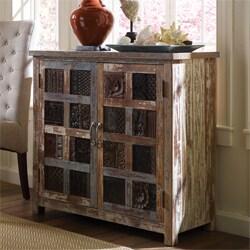 Vintage Paint Wooden Cabinet