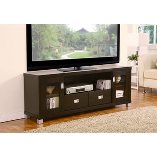 Furniture of America Bronson 60-inch Media Cabinet TV Stand
