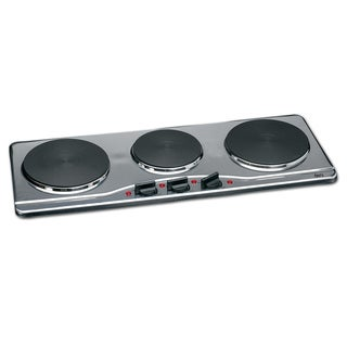 Deni Triple Plate Table Top Burner
