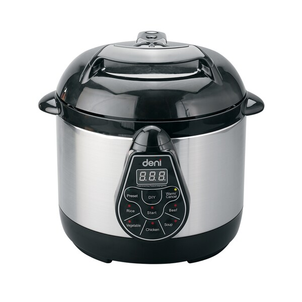 Deni 2-quart Electric Pressure Cooker