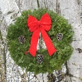 24-inch Traditional Northwoods Balsam Wreath