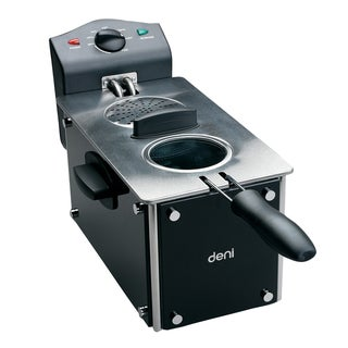 Deni 3-quart Stainless Steel Deep Fryer