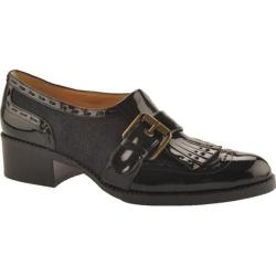 Women's Circa Joan & David Rine Black/Grey Patent