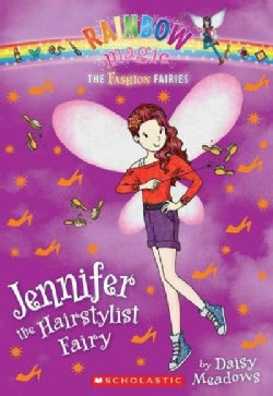 Jennifer the Hairstylist Fairy: A Rainbow Magic Book (Paperback)