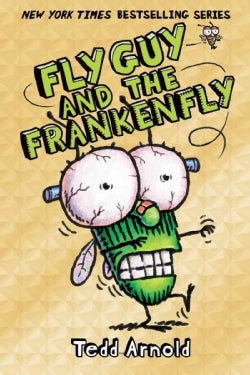 Fly Guy and the Frankenfly (Hardcover)