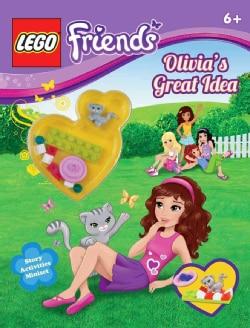 Olivia's Great Idea (Paperback)