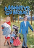 Monkeys Go Home (DVD)