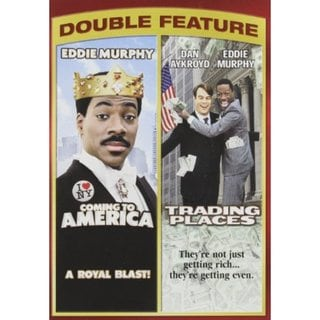 Coming To America/Trading Place (DVD) 10416319