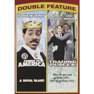 Coming To America/Trading Place (DVD)
