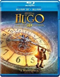 Hugo 3D (Blu-ray)