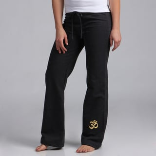 Yogacara Charcoal French Terry Pants
