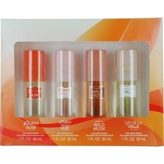Coty Women's Omni Variety Women's 4-piece Fragrance Set
