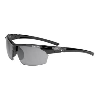 Tifosi Jet Gloss Black with Smoke Lens Sunglasses
