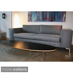 Decenni Custom Otto 6-foot Loveseat