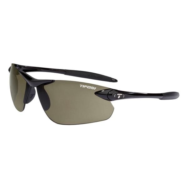 Tifosi Seek FC Gloss Black Sunglasses with GT Lens