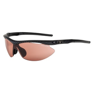 Tifosi Glasses Slip Carbon Sunglasses with HS Red Fototec Lens