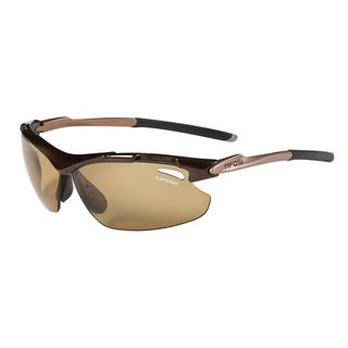 Tifosi Tyrant Mocha Sunglasses with Fototec Lenses