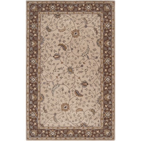 Hand-tufted Hobbs Wool Rug