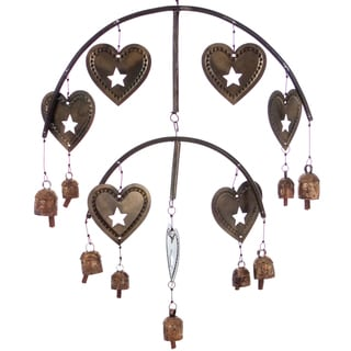Shot Through the Heart Wind Chime (India)
