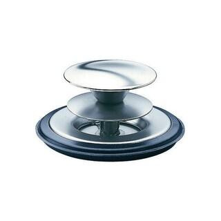InSinkErator Silvertone Sink Stopper