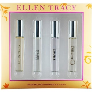 Ellen Tracy Variety Women's 4-piece Fragrance Set