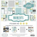 Photo Freedom Happy Little Moments Collection Kit 12&quot;X12&quot;-